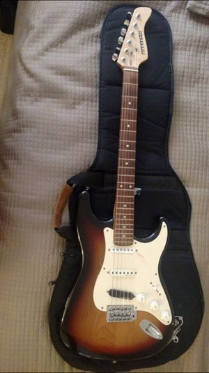 Fernandes Guitar Start Copy with 2 lace pickups for Sale in San Francisco, CA