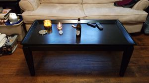 Coffee table & 2 end tables for Sale in South Charleston, WV