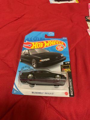 96 Chevrolet impala SS hot wheel for Sale in Bakersfield, CA