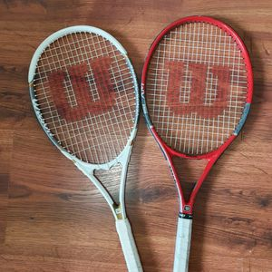 Tennis Racket And Outdoor Chair for Sale in Torrance, CA