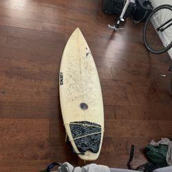 "Rusty 6'2"" Shortboard Surfboard for Sale in Los Angeles,  CA"