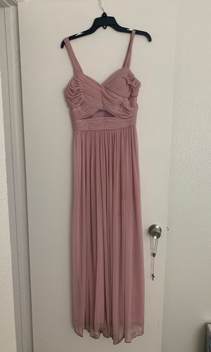 Blush pink formal dress for Sale in Perris, CA