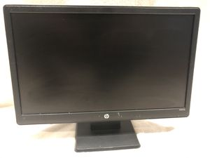 """Hp 20"""" monitor $35 for Sale in Homestead, FL"""