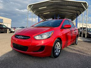 2014 Hyundai Accent GLS Sedan 4D 124K !!1500 DOWN PAYMENT!! !!CHECK IT OUT LIKE NEW!! for Sale in Orlando, FL