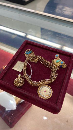 14k bracelet for Sale in Houston, TX