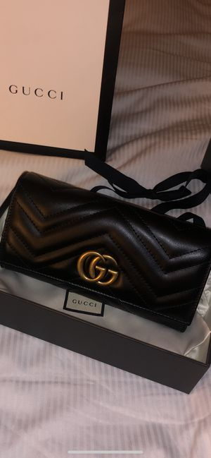 NEW Gucci Marmont Black wallet for Sale in Norwalk, CA