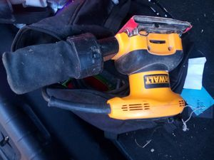 Dewalt Sander for Sale in Moriarty, NM