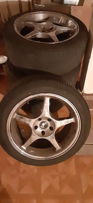 COBRA RIMS FOR MUSTANG OR COBRA for Sale in St. Louis, MO