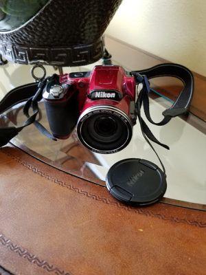 Red Nikon Digital Camera for Sale in Las Vegas, NV