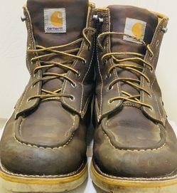 Carhartt Men's Waterproof Work Boots Size 13 for Sale in Salem,  OR