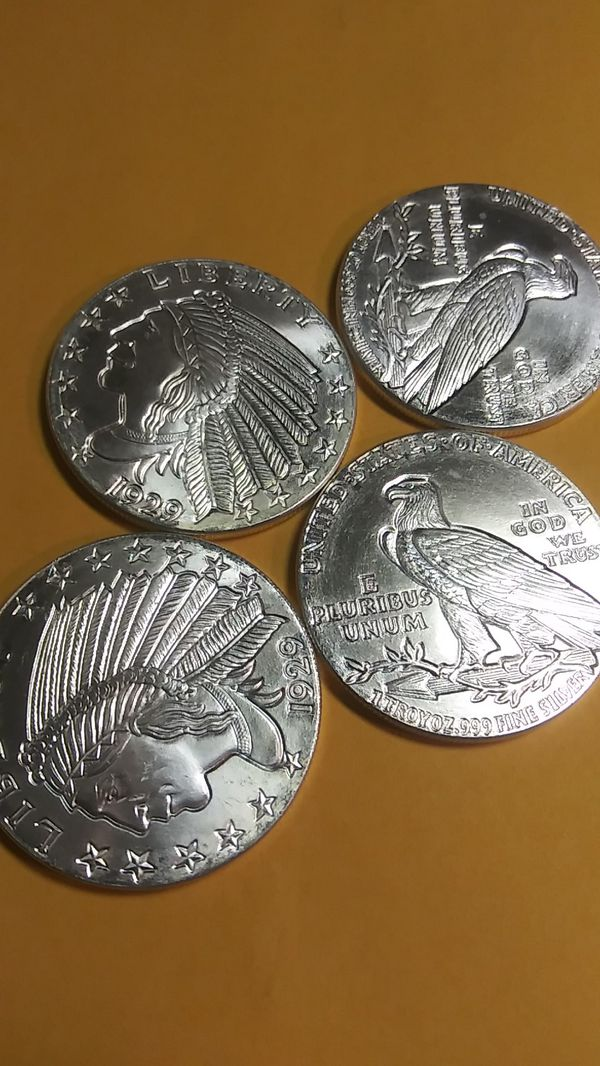 Collection of collectibles SILVER limited 999 FINE troy ounces