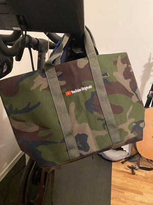 LL BEAN Hunter's Tote Bag, Open-Top large for Sale in Los Angeles, CA