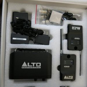 Alto Stealth Wireless System for Active Speakers $330 each for Sale in Chula Vista, CA