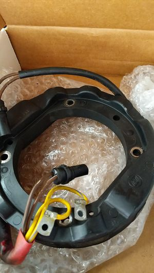 Stator For a mid 80s evenrude outboard boat motor 150 175 for Sale in El Mirage, AZ