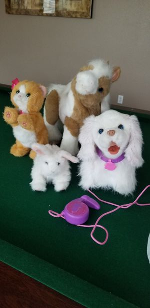 Furreal friends like new for Sale in Hemet, CA