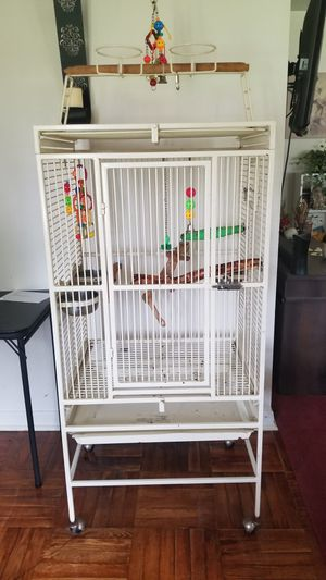 "29"" wide bird cage for Sale in Burlington, NJ"