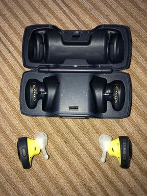 Bose Soundsport free Wireless headphones for Sale in Pittsburgh, PA