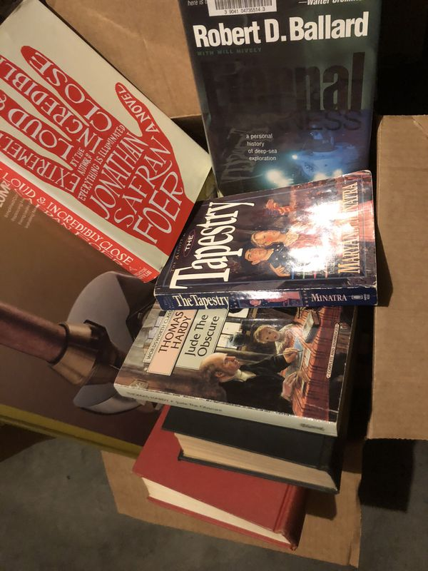 Book Lot! Bundle of wide variety books