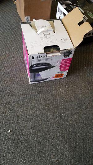 Instant pot autocuiseur multi function programmable, 6 Quart for Sale in Dearborn, MI