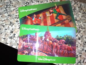 2 Disney Tickets for Sale in Casselberry, FL