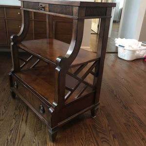 Wood Shelf/nightstand for Sale in Mount Prospect, IL