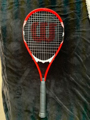 Federer stop shock tennis racket for Sale in Tacoma, WA