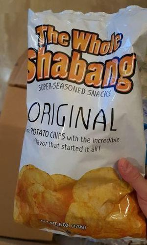 The Whole Shabang Potato Chips for Sale in San Antonio, TX