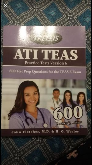 Tease ATI practice test version 6 for Sale in Silver Spring, MD