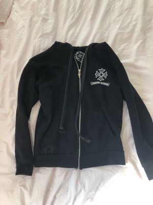 Chrome hearts jacket hoodie size s for Sale in Las Vegas, NV