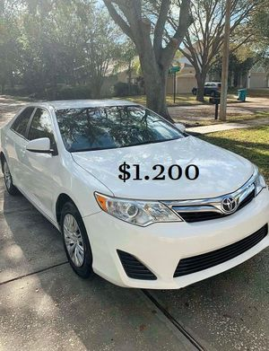 ❄️🎄$1.2OO ⛄️For sale URGENT❄️⛄️❄️ 2013 toyota camry⛄️!Runs great and fun to drive!!!!🎄❄️ for Sale in Concord, CA