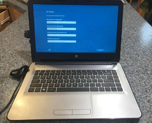 Hp laptop for Sale in Ringwood, NJ