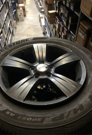OES JEEP WHEELS 5x4.5 for Sale in City of Industry, CA