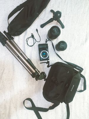 SONY A6000 for Sale in Richmond, VA