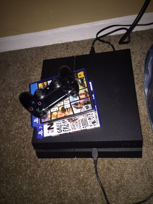 Ps4 , gta5 , 2k19 , all wires , works great for Sale in Hampton, VA