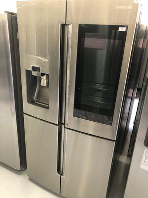 NEW Stainless Steel Fridge Split Zone FLEX Bottom Freezer Refrigerator w/ Warranty 😀 Select Appliance for Sale in Tempe, AZ