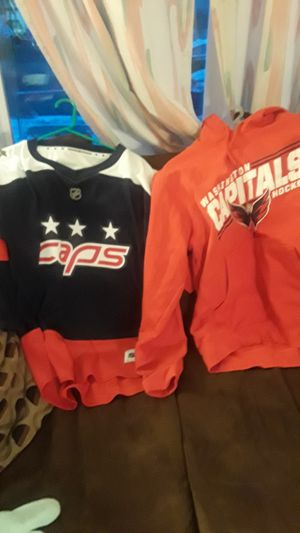 Caps Youth Jersey &hoodie for Sale in Silver Spring, MD