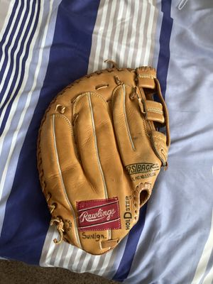 Rawlings left handed baseball glove fastback model for Sale in Fort Worth, TX