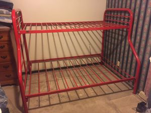 Bunk bed frame for Sale in Franklin, OH