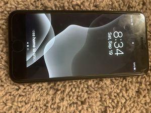 I phone 7plus 256gb Matt Black for Sale in Springfield, VA