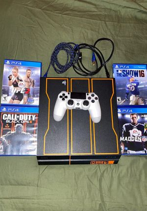 Ps4 available for sale for Sale in Los Angeles, CA