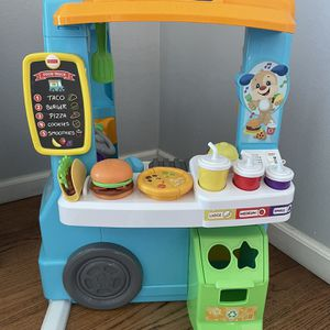 Fisher Price Food Truck for Sale in Hacienda Heights, CA