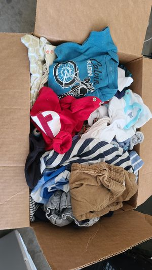 Assortment of kids clothes 3-12 months for Sale in Litchfield Park, AZ