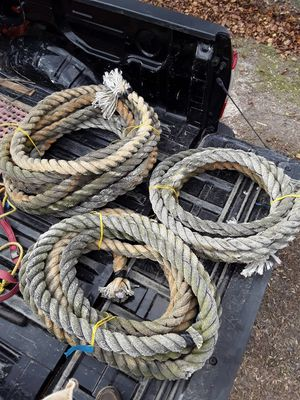 "Old Rope, 2"" in diameter for Sale in Millsboro, DE"
