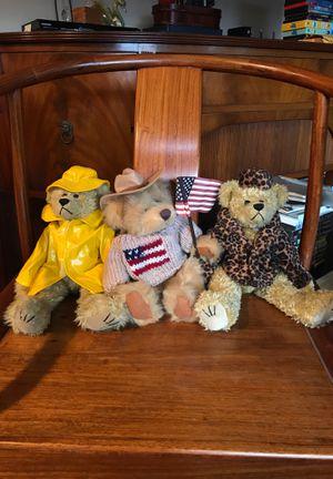 3 Little Bears for Sale in Bellingham, WA