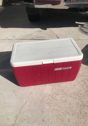 Coleman cooler for Sale in Seal Beach, CA