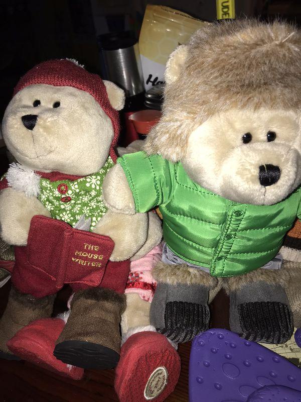 Barista Starbucks bears