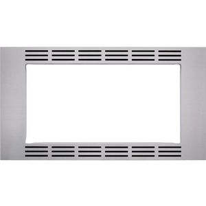 "Panasonic - 30"" Trim Kit for Select Microwaves - Stainless steel for Sale in Ashburn, VA"