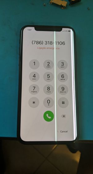 Iphone Xs Max screen and Lcd replacement $124 for Sale in Hollywood, FL