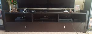 """TV stand for 70"""" Tv for Sale in Dunlap, IL"""