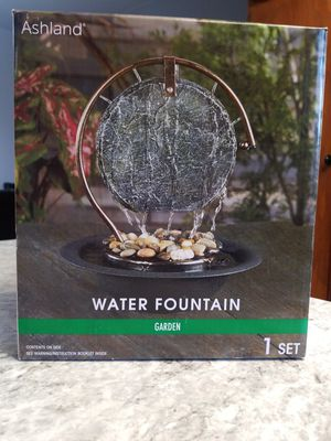 Ashland Gong Water Fountain for Sale in Anaheim, CA